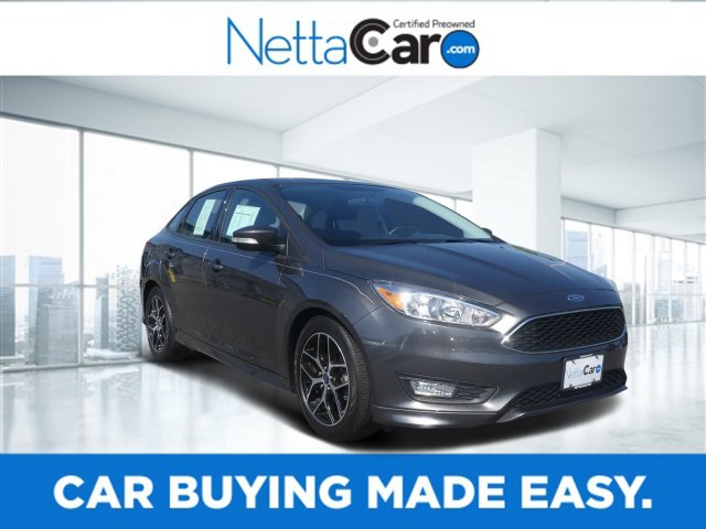 Certified Pre-Owned 2016 Ford Focus CERTIFIED SE SPORT PKG--10,000 MILES