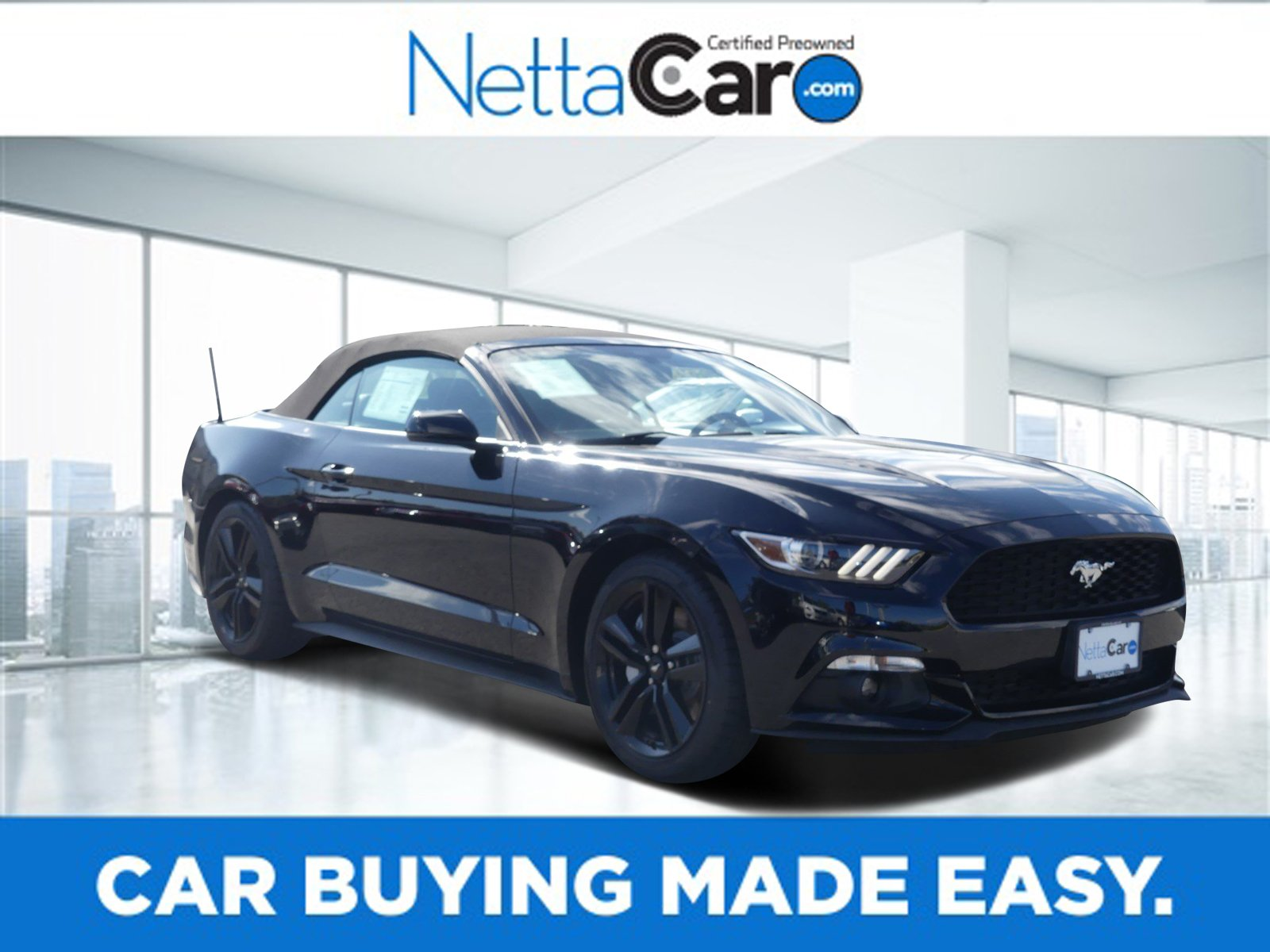 Certified Pre-Owned 2015 Ford Mustang CERTIFIED ECO-PREMIUM / PERF PKG