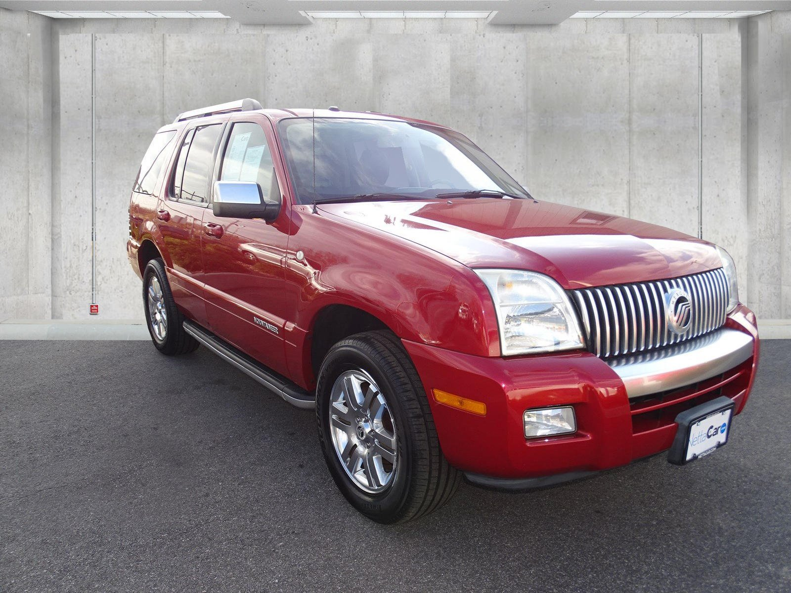 Pre-Owned 2010 Mercury Mountaineer Premier