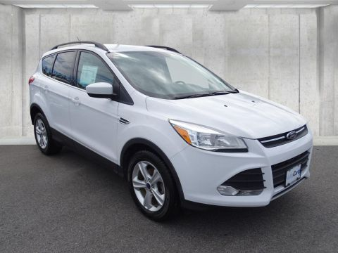 Certified Pre-Owned 2014 Ford Escape CERTIFIED SE--ONE OWNER---26,000 MILES
