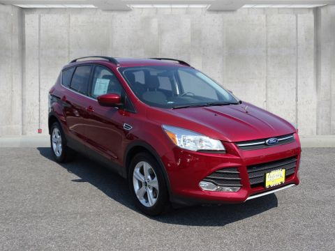 Certified Pre-Owned 2014 Ford Escape CERTIFIED SE--24,000 MILES