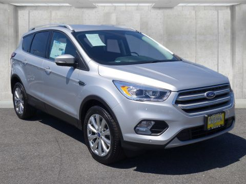Pre-Owned 2018 Ford Escape TITANIUM--8,000 MILES