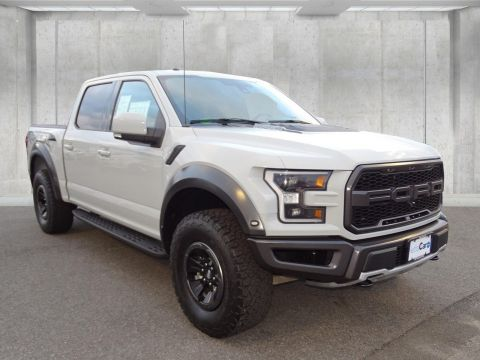 Certified Pre-Owned 2017 Ford F-150 CERTIFIED--RAPTOR--9,900 MILES