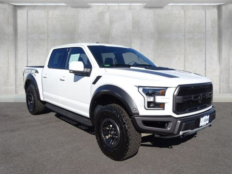 Certified Pre-Owned 2017 Ford F-150 CERTIFIED RAPTOR--802A PKG-EVERY OPTION