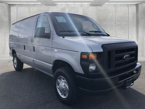 Pre-Owned 2012 Ford Econoline Cargo Van Commercial