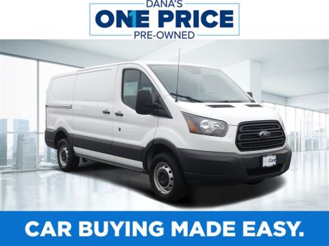 Certified Pre-Owned 2017 Ford Transit-250 CERTIFIED --LOW ROOF