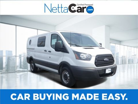 Certified Pre-Owned 2016 Ford Transit-250 CERTIFIED--ONE OWNER--34,000 MILES