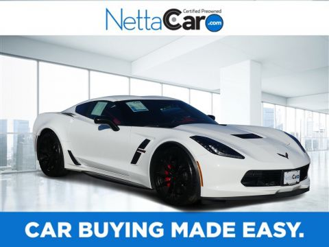 Pre-Owned 2019 Chevrolet Corvette Grand Sport 1LT