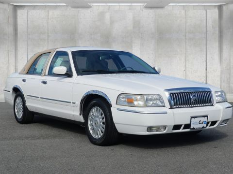 Pre-Owned 2007 Mercury Grand Marquis LS--46.000 MILES--LIKE NEW