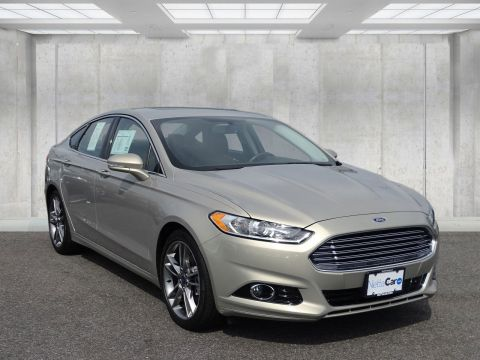 Certified Pre-Owned 2015 Ford Fusion CERTIFIED TITANIUM--EVERY OPTION--17,000 MILES