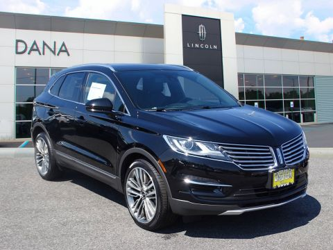 Certified Pre-Owned 2016 LINCOLN MKC CERTIFIED LOADED RESERVE--20'' WHEELS