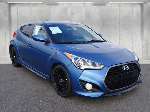 Pre-Owned 2016 Hyundai Veloster TURBO RALLYE EDITION